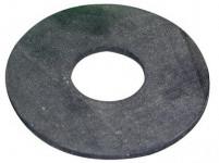 těsnění WC NATURA memb. rovná,63x23,5 gum.
