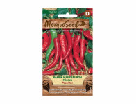 Osivo Paprika zeleninová POSEIDON, typ beraní roh, pálivá