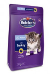 Butcher's Cat Pro Series Kitten s krůtou 800g