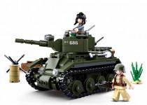 WWII Tank BT-7