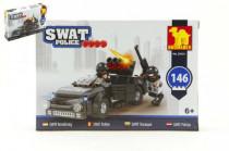 Stavebnice Dromader SWAT Policie Auto