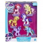Hasbro MLP Kolekce 6 poníků