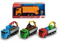 Auto Truck Heavy City 22 cm - mix variant či barev