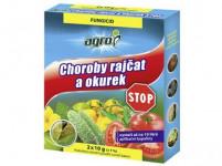 Agro Choroby rajčat a okurek STOP - 2 x 10 g