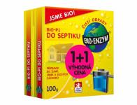 Přípravek BIO-P1 do septiku 100g 1+1