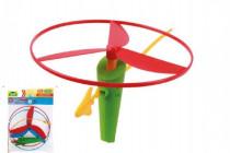 Vystřelovací vrtulky 20cm+startér plast