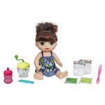 Baby Annabell Tmavovlasá panenka s mixérem