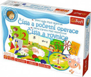 Malý objevitel Čísla a početní operace společenská naučná hra
