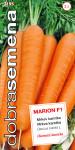 Dobrá semena Mrkev karotka - Marion F1 raná 1,5g