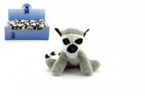 Lemur plyš 12cm