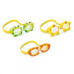 Brýle plavecké Fun 3 barvy - mix variant či barev