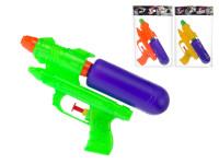 Vodní pistole 19 cm - mix barev