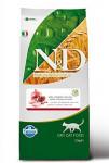 N&D Grain Free Cat Adult Chicken & Pomegranate 10 kg