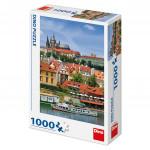 Puzzle Pražský hrad 47x66cm 1000 dílků