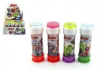 Bublifuk 60ml Avengers 60ml 11,5cm - mix barev