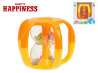 Chrastítko 8,5 cm Baby´s Happiness