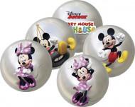 Míč Mickey a Minnie 10 cm