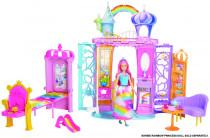 Barbie duhový zámek