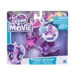 My Little Pony Mořský poník 7,5 cm s doplňkem a pohybnlivým - mix variant či barev