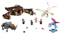 Lego Harry Potter 75952 Mlokův kufr plný kouzelných tvorů