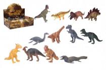 Dinosaurus plast 20-23 cm - mix variant či barev