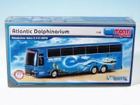 Stavebnice Monti 50 Atlantic Delfinarium Bus 1:48