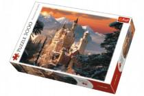 Puzzle Zimní zámek Neuschwanstein 3000 dílků 116x85cm