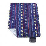 Spokey PICNIC SAILING Pikniková deka s popruhem 150 x 180 cm