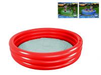 Bazén 183x33 cm 3 komory 506 L - mix barev