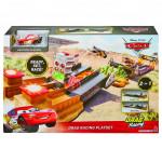 Cars XRS závod dragsterů herní set