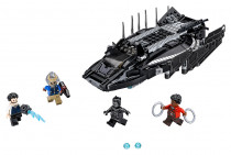Lego Super Heroes 76100 Útok stíhačky Černého pantera