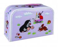 Kufřík  Krtek a kočárek 30 cm