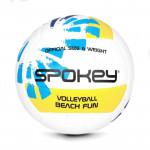 Spokey BEACH FUN Volejbalový míč modro-bílý č. 5