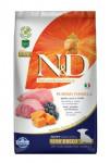 N&D Grain Free Dog Puppy Mini Pumpkin Lamb & Blueberry 2,5 kg