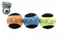 Míček házecí do vody průměr 6cm - mix barev