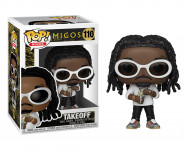 Funko POP Rocks: MIGOS - Takeoff - VÝPRODEJ
