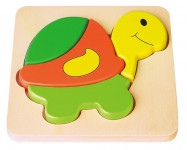 Puzzle želva