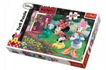 Puzzle Minnie Disney 41x27,5cm 160 dílků