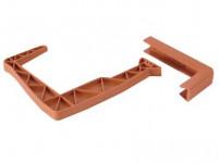 držák truhlíků balkon.15x13cm TE (R624) nastavitelný