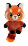 Plyšová Červená panda Yoo Hoo Hapee 15 cm