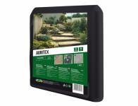 Textilie AGRITEX mulčovací tkaná černá 1,5x10m 90g