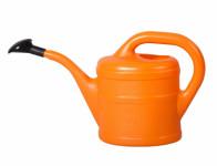 Konvička s růžicí plastová oranžová 2l