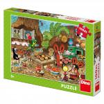 Dino Krtek v kuchyni 100XL D