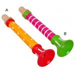 Dřevěné hudební nástroje - Houkačka