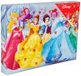 Adventní kalendář Disney Princezny