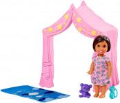 Mattel Barbie PŘÍBĚH Z DENÍKU CHŮVY - mix variant či barev - VÝPRODEJ