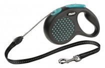 Flexi Design M lanko (do 20 kg) - modré 5 m