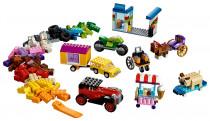 Lego 10715 Kostky na kolečkách