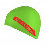 Spokey FREESTYLE Plavecká čepice silikonová zelená