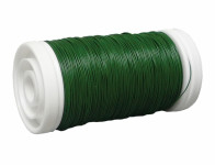 Drát myrtový zelený 0,35mm 100g